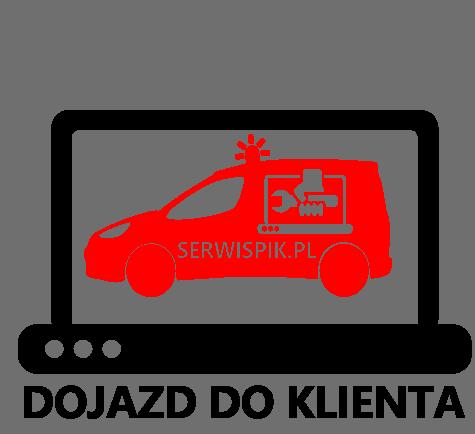 serwisPIK.pl - dojazd do klienta