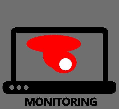 serwisPIK.pl - instalacja monitoringu
